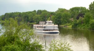 The Riverboat Cruise In Michigan You Never Knew Existed