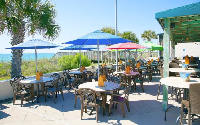 Cabana Cafe At Litchfield Inn Is The Best Beachfront Restaurant In South Carolina
