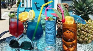 The Tropical Themed Restaurant In Rhode Island You Must Visit Before Summer's Over
