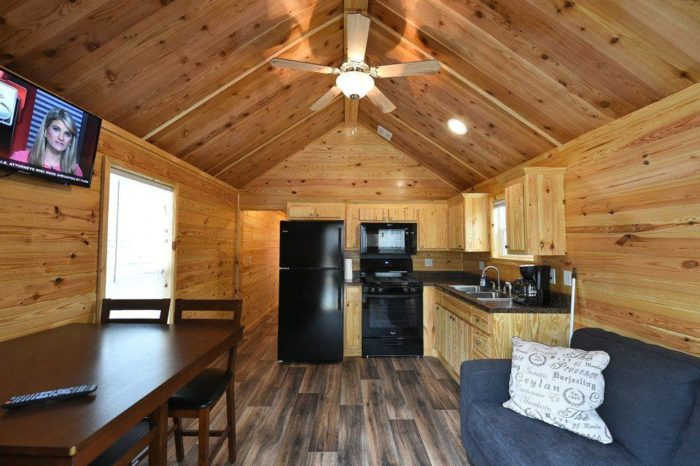 Rent A Tiny House Cabin At Roland Cooper State Park In Alabama For A