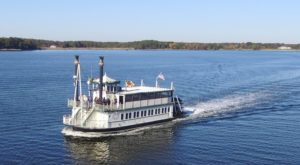 The Riverboat Cruise In Maryland You Never Knew Existed
