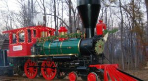 9 Themed Train Rides In Texas That Are Sure To Bring Out The Kid In Everyone