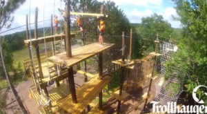There's An Adventure Park Hiding Near Minneapolis And You Need To Visit