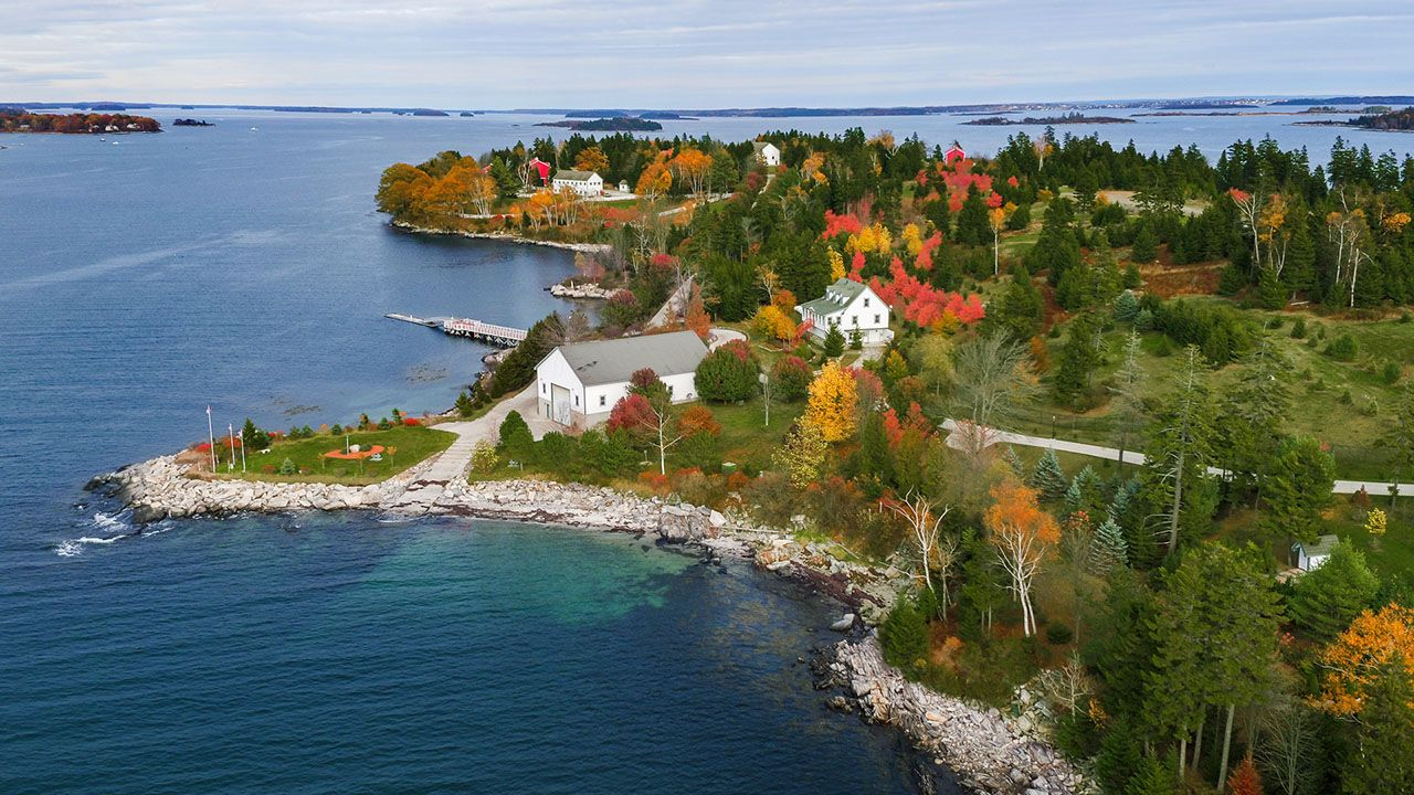 Hope Island In Maine Is A Positively Incredible Destination