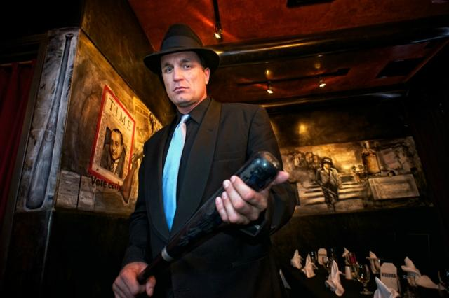 Vernon S Speakeasy Is The Most Unique Steakhouse In New Mexico