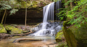 This Alabama Forest Is The Ultimate Waterfall Destination