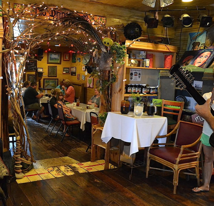 Restraurants: The 10 Most Whimsical Restaurants In Alabama