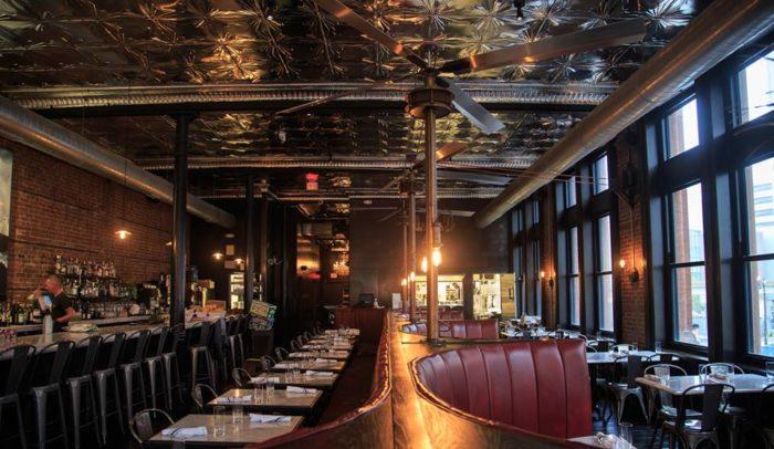 Central Kitchen Bar Woodward Avenue Detroit Mi