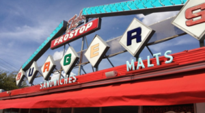 Everyone Goes Nuts For The Hamburgers At This Nostalgic Eatery In New Orleans