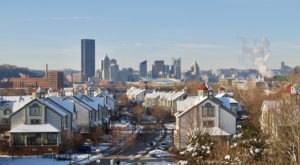 You're Going To Love These Predictions About Pittsburgh's Mild Upcoming Winter