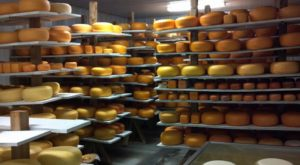 You're Guaranteed To Love A Trip To This Epic Cheese Barn In Iowa