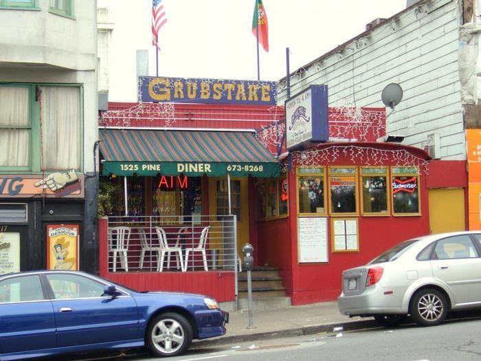 Chinese Restaurant Polk Street San Francisco