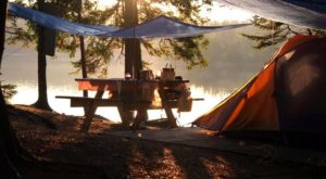 This Hidden Campground In Maine Will Take You Miles Away From It All