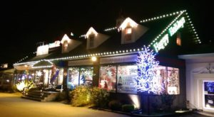 The Magical Place In Rhode Island Where It's Christmas Year-Round