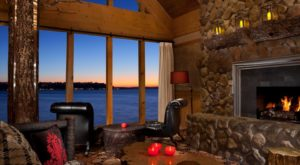 The One Place To Sleep In Washington That's Beyond Your Wildest Dreams