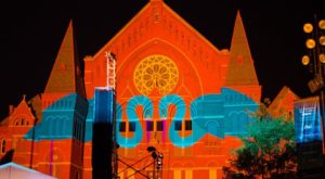 You Won't Want To Miss A Moment Of Cincinnati's Awesome New Light Show
