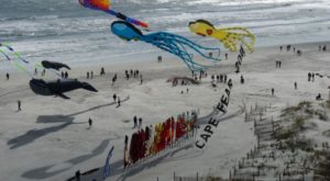This Incredible Kite Festival In North Carolina Is A Must-See