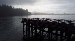 The Haunting Story Of Oregon's Phantom Ship Will Chill You To The Bone