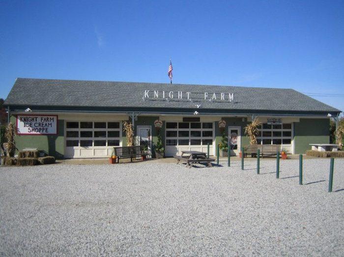 Knight Farm Rhode Island
