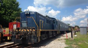 There's Only One Remaining Scenic Train In All Of South Carolina And You Need To Visit