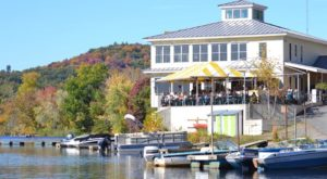Try These 10 Vermont Restaurants For A Magical Outdoor Dining Experience