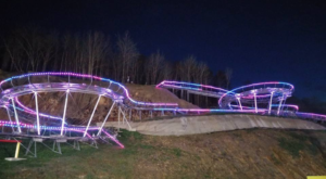 Ride This Incredible Coaster Through The Smoky Mountains Of Tennessee At Least Once
