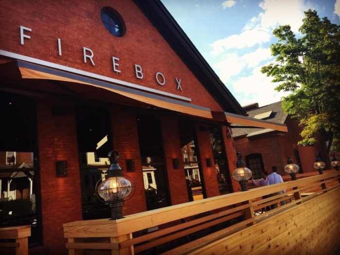 1 Firebox Hartford