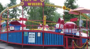 It's Impossible Not To Love This Vintage Amusement Park Near Buffalo
