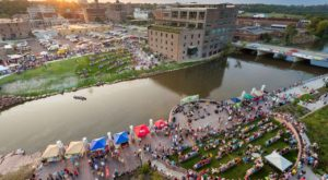 You Don't Want To Miss This Riverside Festival In South Dakota