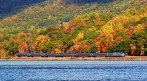 The Fall Foliage Train Ride Through Massachusetts With Panoramic Views