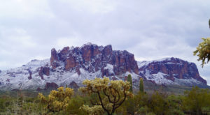 You're Going To Love These Predictions About Arizona's Mild Upcoming Winter