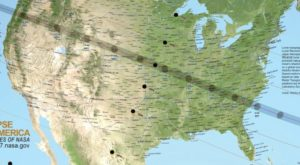 Here Are 5 Eclipse Parties In North Carolina Perfect For Viewing The Big Event