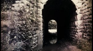 The Haunted Tunnel Near Buffalo That's Not For The Faint Of Heart