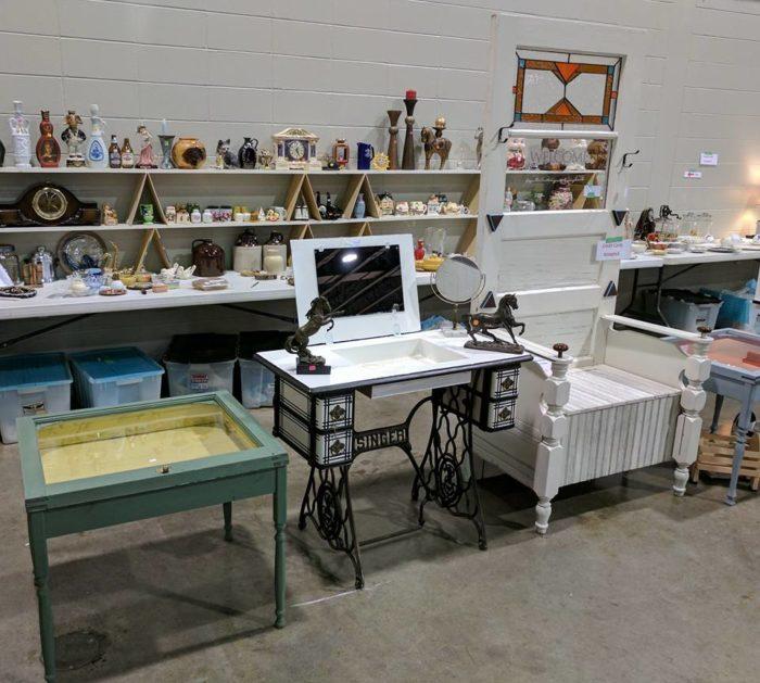 The Minot Flea Market Is The Largest Flea Market In North Dakota