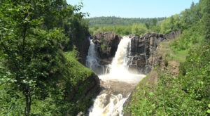 The Largest Waterfall In Minnesota Can Be Found In This Picturesque State Park