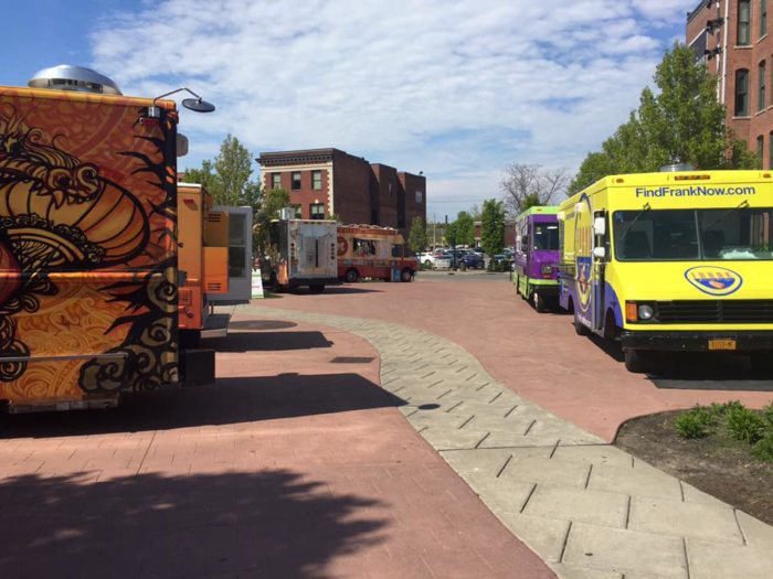 food truck tuesdays is buffalo 39 s best food truck park. Black Bedroom Furniture Sets. Home Design Ideas