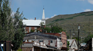 This Nevada Living Ghost Town Will Transport You Back in Time