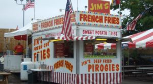 9 Mouthwatering Foods At The Erie County Fair We Wait All Year For