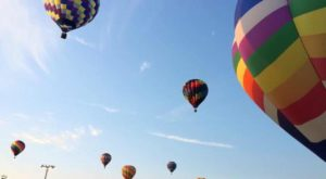 The Annual Hot Air Balloon Festival Everyone In Connecticut Has To See At Least Once