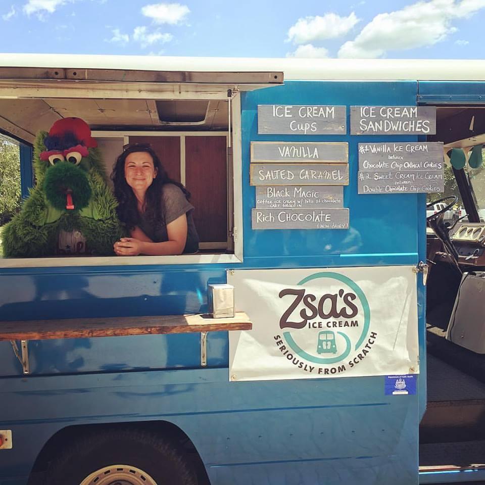 South Of Philly Food Truck Atlanta Menu