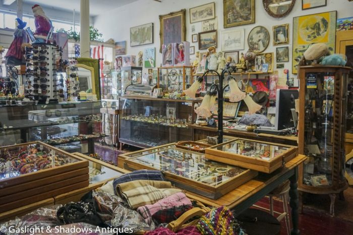 This Road Trip Will Take You To The Best Antique Stores