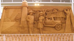 Don't Miss Your Chance To See These Unbelievable Sand Sculptures In Mississippi