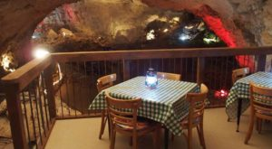 Most People Don't Know About This Arizona Restaurant Hiding Underground In A Cave