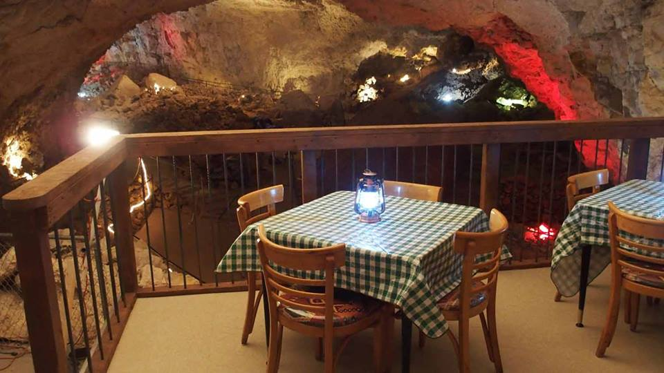 City Of Grand Island >> This New Arizona Restaurant Is Hiding In A Cave Underground