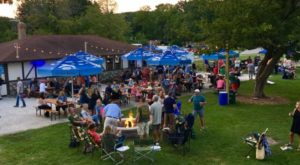 Soak In The Waning Days Of Summer At These 14 Beautiful Wisconsin Beer Gardens
