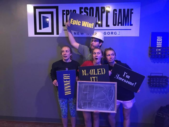 Escape Challenge  Room With Maple