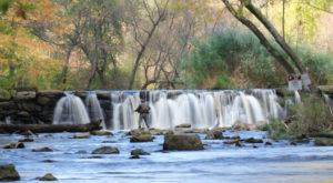 These 6 Breathtaking Waterfalls Are Hiding Around Philadelphia