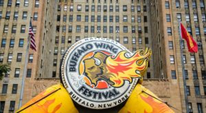 This Buffalo Food Fest Is The Most Delicious Way To End Your Summer