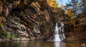 8 Easy Waterfalls Hikes In North Carolina You're Guaranteed To Love