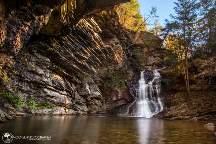 8 of the best waterfall hikes you can do in north carolina